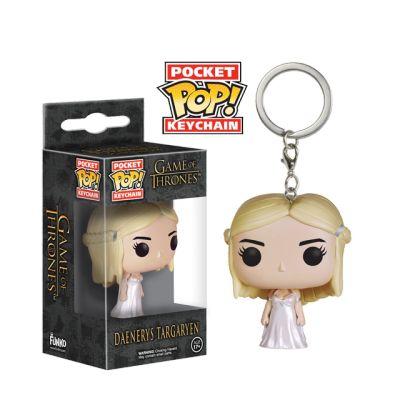 Daenerys - přívěsek na klíče