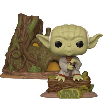 Dagobah Yoda's Hut