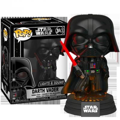 Funko POP Darth Vader Electronic