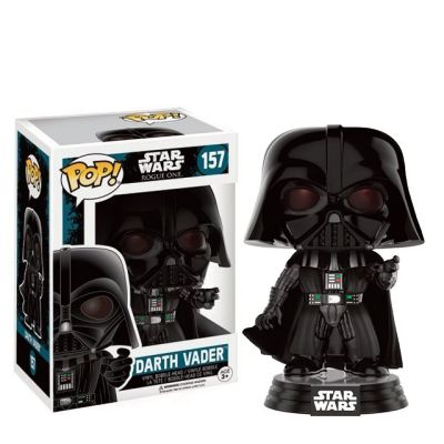 Darth Vader škrtící