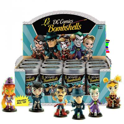 Funko DC Bombshells plechovky série 3