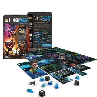 DC Comics Funkoverse #2 - board game