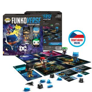 DC Comics Funkoverse - board game