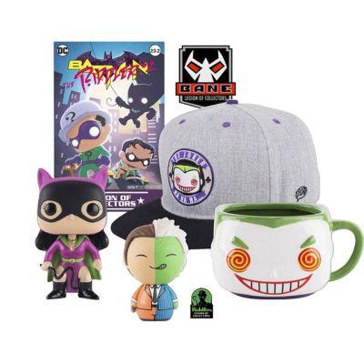 DC Legion of Collector's Box