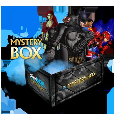 DC Universe #1 - Mystery Box