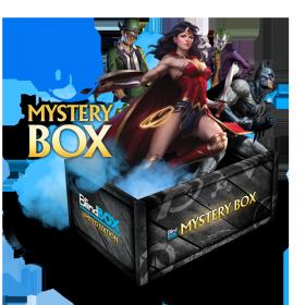 DC Universe #2 - Mystery Box