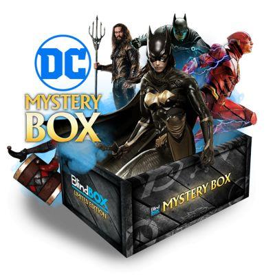 DC Universe #3 - Mystery Box