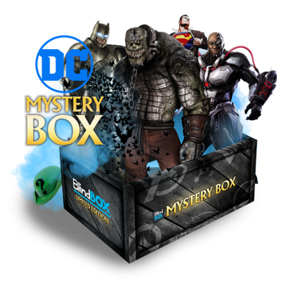 DC Universe #4 - Mystery Box