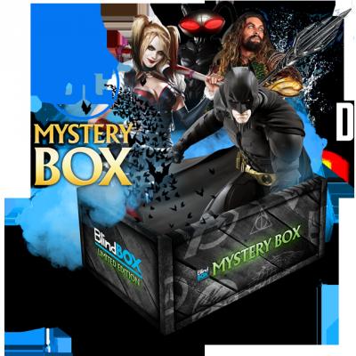 DC Universe #5 Mystery Box