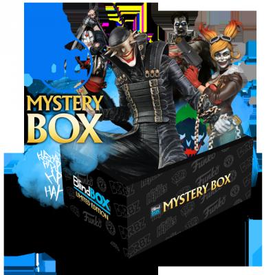 DC Universe #6 Mystery Box