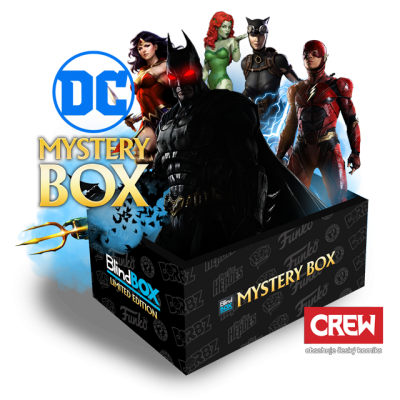 DC Universe #7 Mystery Box CREW