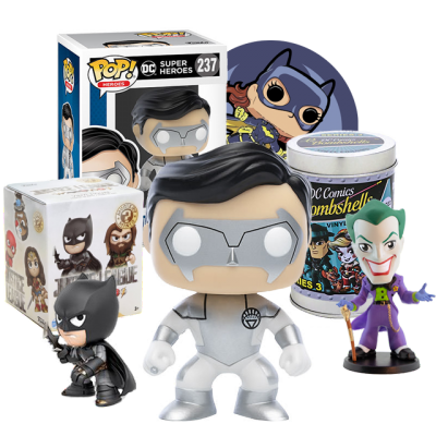 DC Universe Pack