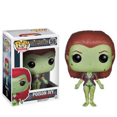 Poison Ivy - Arkham