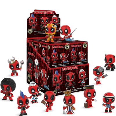 Mystery Minis Deadpool - Blindbox