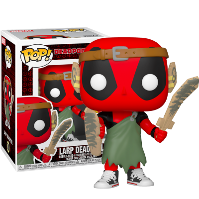 Funko POP Deadpool Larp