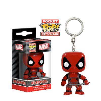 Deadpool - přívěsek na klíče