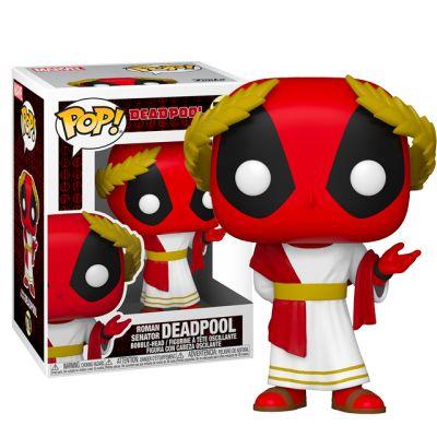 Deadpool Roman Senator