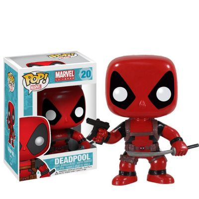 Deadpool se samopalem