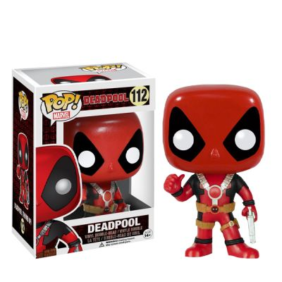 Deadpool Thumb Up