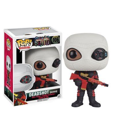 Deadshot v masce - Suicide Squad