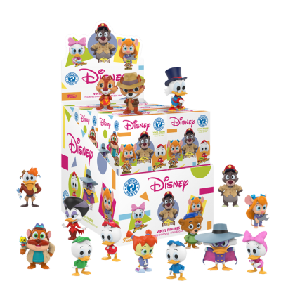 Mystery Minis Disney Afternoon Pohádky - Blindbox