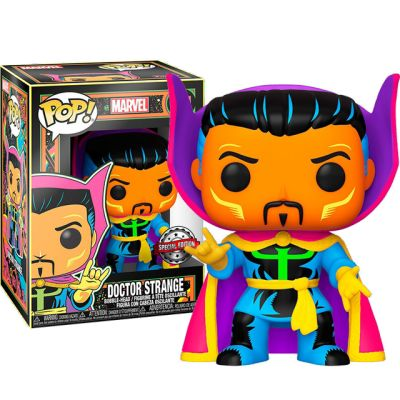 Doctor Strange - Black Light