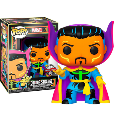 Funko POP Doctor Strange - Black Light