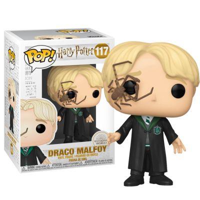 Draco Malfoy s pavoukem