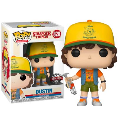 Dustin Exclusive