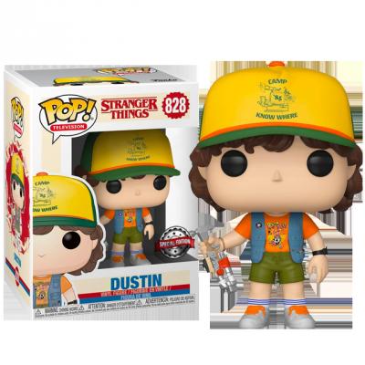 Funko POP Dustin Exclusive