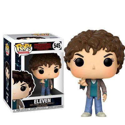 Eleven s vlasy