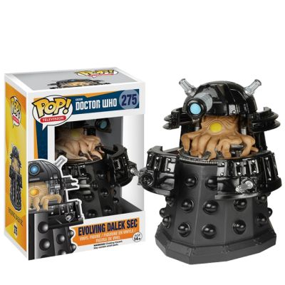 Evolving Dalek Sec.
