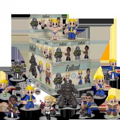 Mystery Minis Fallout série 2 - Blindbox