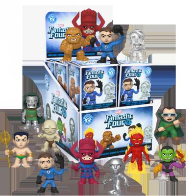 Mystery Minis Fantastic Four - Blindbox