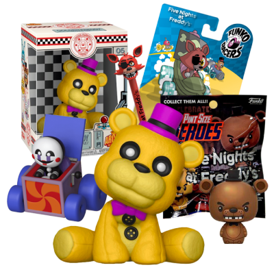 Five Nights at Freddy's #3 Pack