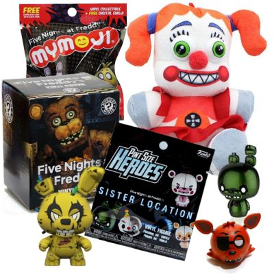 Five Nights at Freddy's #4 Pack