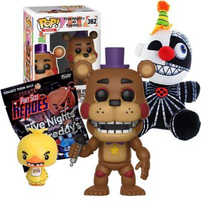 Five Nights at Freddy's #5 Balíček