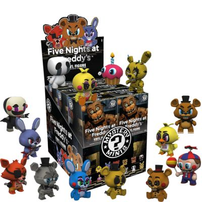 Five Night's at Freddy's série 1 - Blindbox