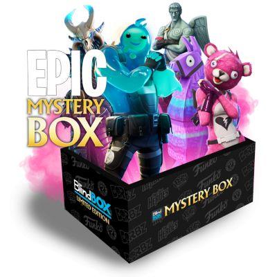 Fortnite #2 Mystery Box