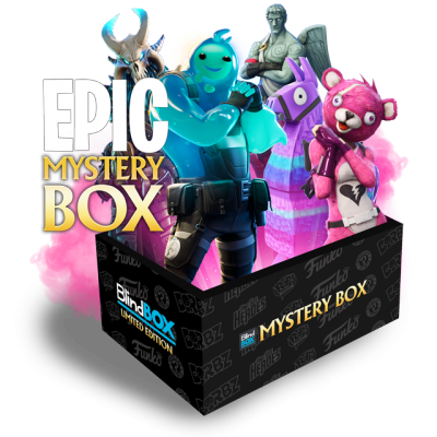 Fortnite #2 Mystery Box