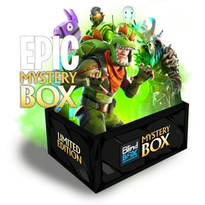 Fortnite #3 Mystery Box