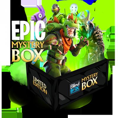 Blindbox Fortnite #3 Mystery Box