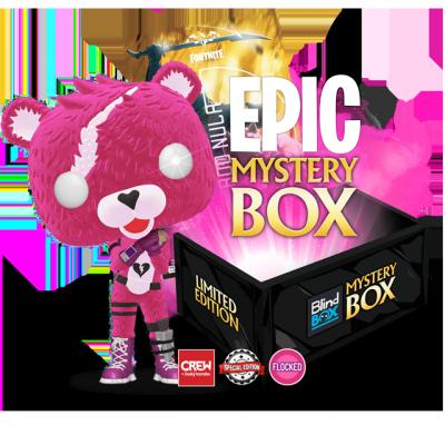 Fortnite #4 Mystery Box