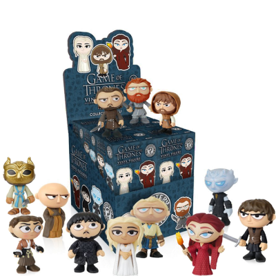 Mystery Minis Game of Thrones - Blindbox série 3