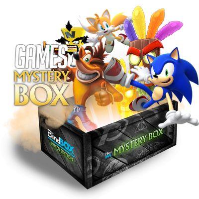 Games #2 Crash & Sonic Mystery Box