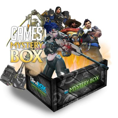 Games #3 Overwatch Mystery Box
