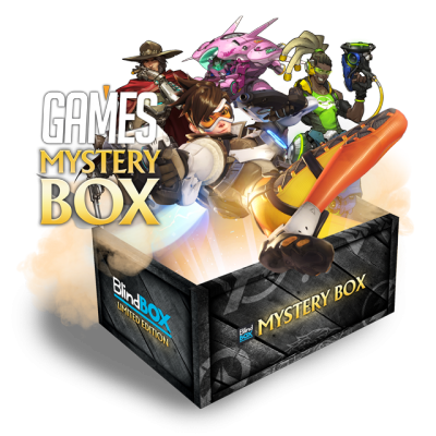 Games #1 Overwatch - Mystery Box