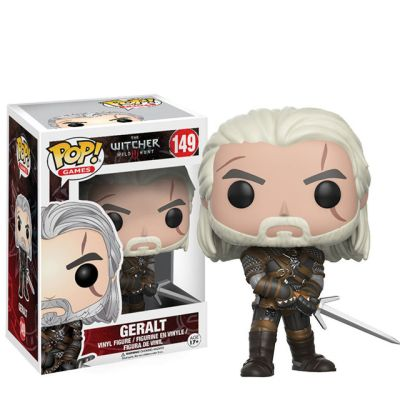 Geralt - Witcher 3
