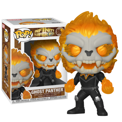 Funko POP Ghost Panther