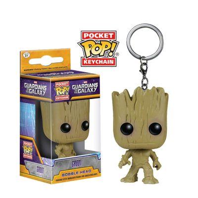Groot - přívěsek na klíče